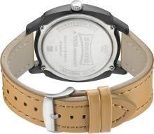 Sonata 77086PL01 Volt+ Analog Watch - For Men