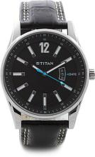 Titan NL9322SL04 PURLE Analog Watch - For Men