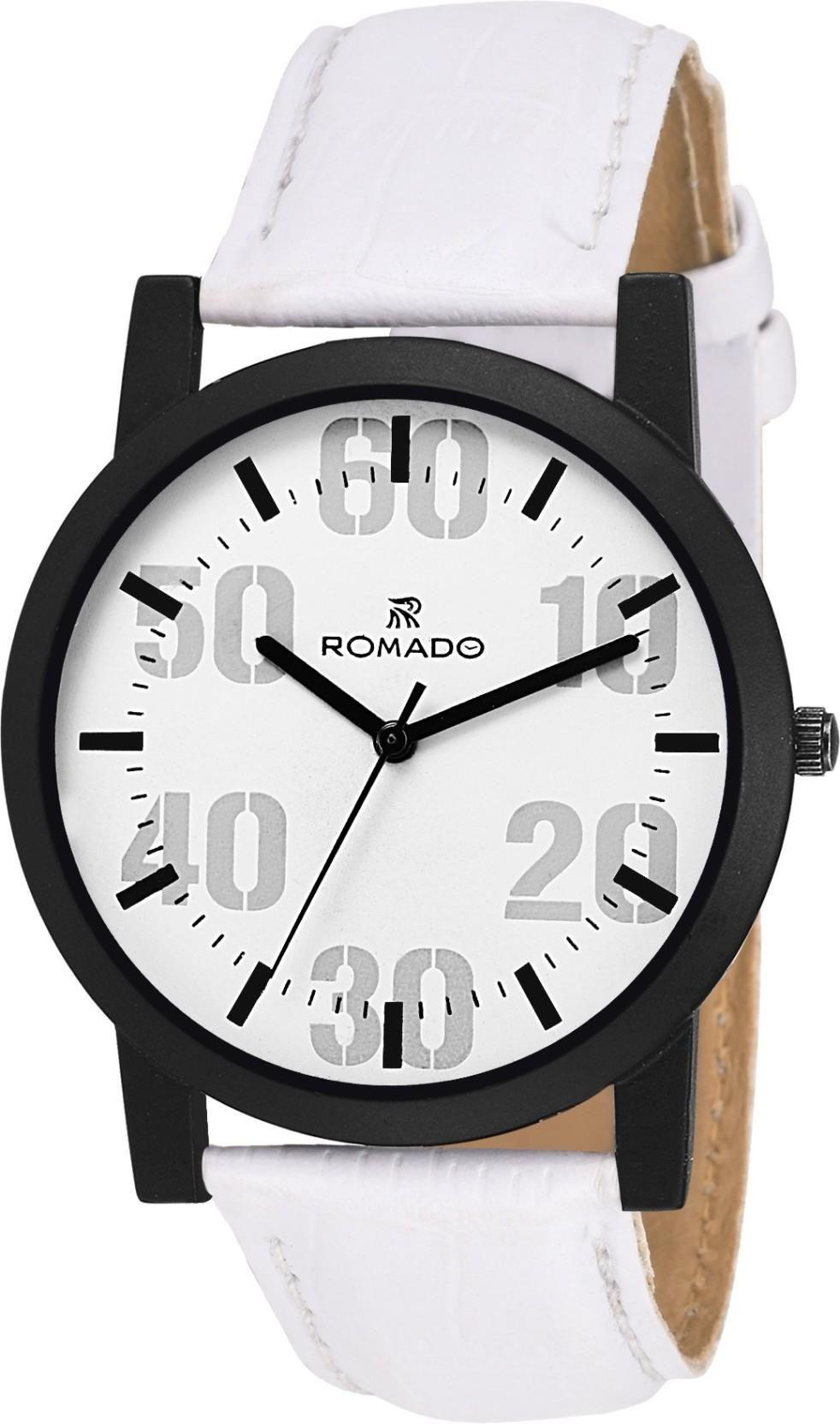Romado RMWHT-107 New Elegent Watch - For Boys