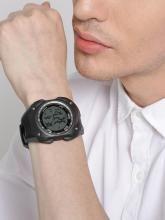 Timex Men Charcoal Grey Digital Watch TWESK1001T