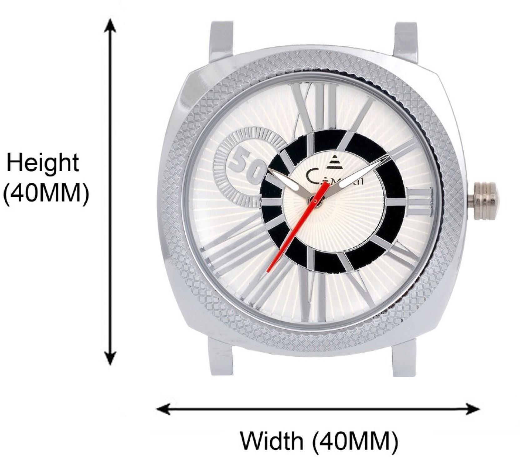 Camerii WM164 Watch - For Men