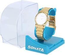 Sonata NC7023YM01C Analog Watch - For Men