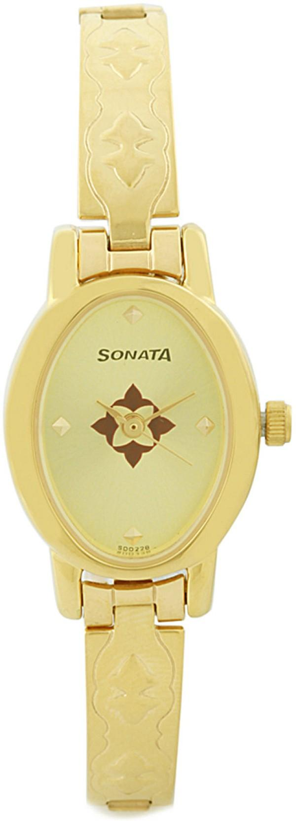 Sonata 8100YM04 Watch - For Women