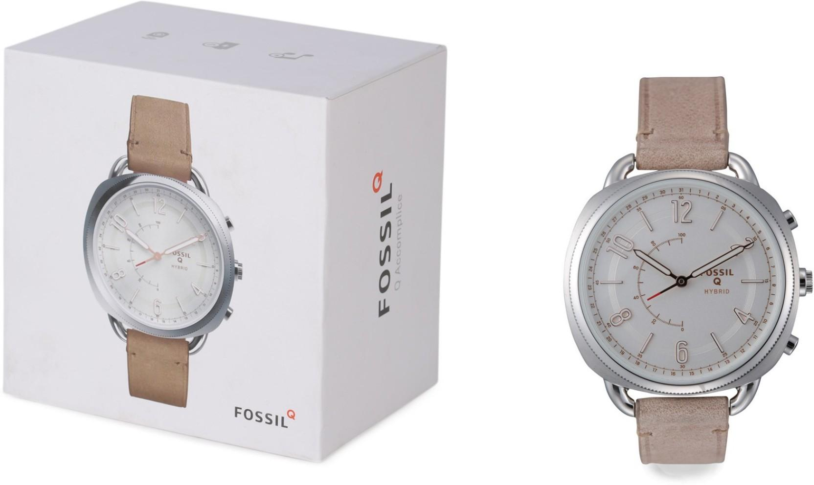 Fossil FTW1200 Q Accompli Watch - For Women
