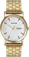 Sonata 7987YM07J Analog Watch - For Men
