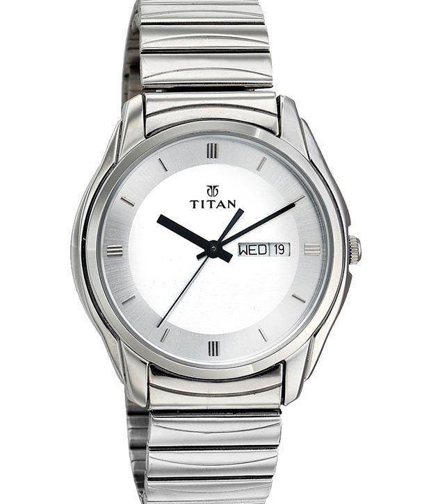 Titan 1578SM03 Men's Watch