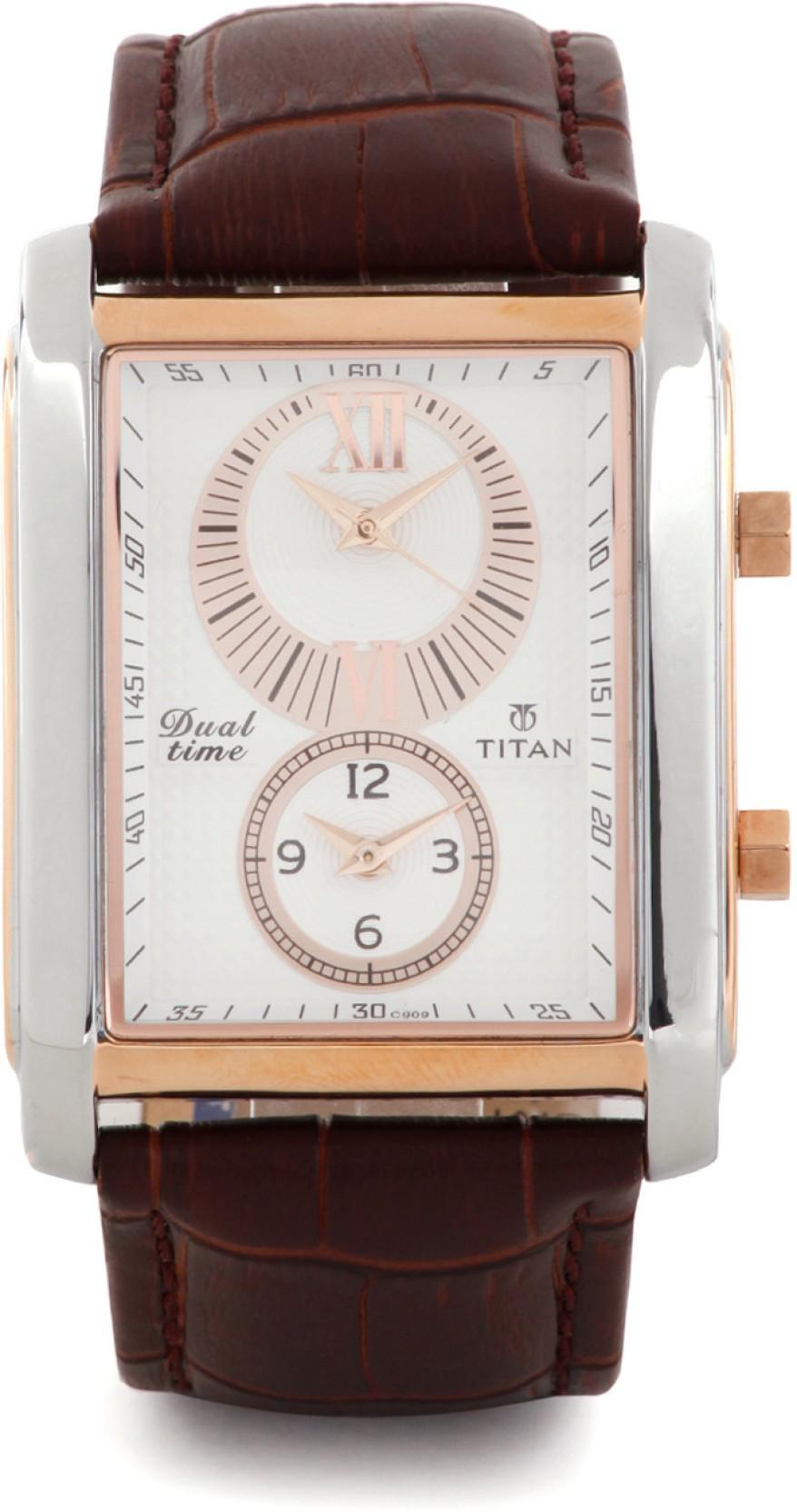 Titan NH9309KL01J Orion Watch - For Men