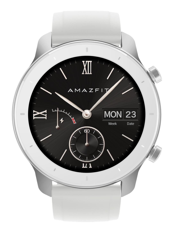 Amazfit Gtr Unisex Black Smart Watch A1910
