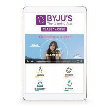 BYJU'S Class 7 CBSE Preparation (Tablet)