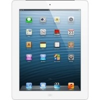 Apple iPad 4th Gen 64GB Wi-Fi + Cellular White