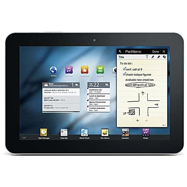 Samsung Galaxy Tab 730 Tablet Black Price In India With Offers