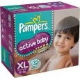 Pampers Active Baby - Extra Large