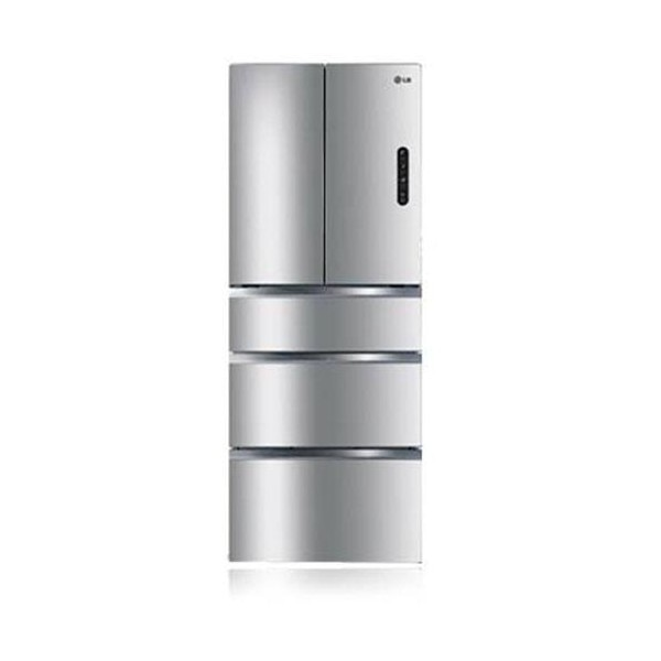 e16255494 LG GC-B40BSSRJ Side By Side 483 Litres Refrigerator Price in India ...