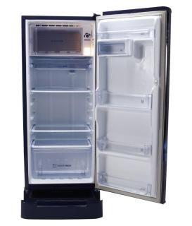 Whirlpool 200 Ltr 4 Star 215 Icemagic Powercool ROY Single Door Refrigerator - Blue