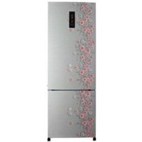 Haier HRB3404PSLR 320Ltr Double Door Refrigerator Silver