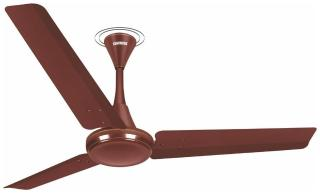 Luminous HI-Air 3 Blades (1200 mm) Ceiling Fan (Cedar Brown)