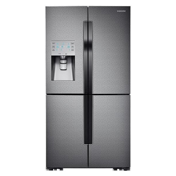 Samsung Rf858qalax3 Side By Side 893 Litres Refrigerator