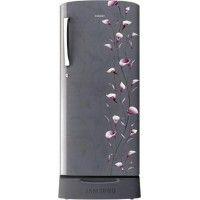 Samsung RR23J2835SZ 230 L Single Door Refrigerator Tender Lilly Silver