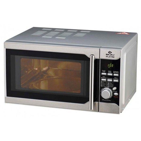 Bajaj Platini 20 Ltr Px140 Convection Microwave Oven