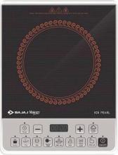 Bajaj ICX Pearl 1900-watt Induction Cooktop(Multicolor, Push Button)