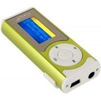 Mezire Digital-01 8GB MP3 Player Green
