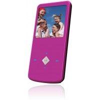 Ematic EM164VIDP 4 जीबी MP3 Player Pink