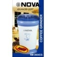 Nova Blazon nm-3654 180 W Mixer Grinder (White,Blue, 1 Jar)