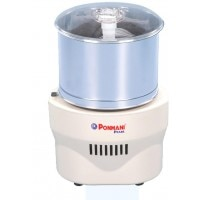 Ponmani Pearl Wet Grinder White Front View