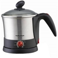 Morphy Richards Insta Cook 1 Electric Kettle (Steel Black)