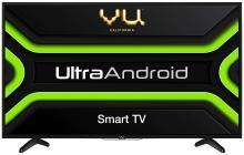 Vu 100 cm (40 inches) Full HD UltraAndroid LED TV 40GA (Black) (2019 Model)