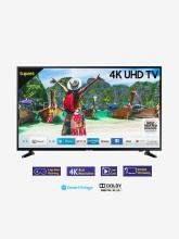 Samsung NU6100 108 cm (43 Inches) Smart 4K Ultra HD LED TV (Glossy Black)
