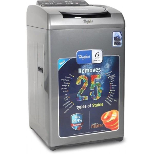 Whirlpool Stainwash Ultra Ul72h 7 2 Kg Fully Automatic Top