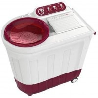 Whirlpool ACE 7.0 TURBO DRY 7 Kg Top Load Semi Automatic Washing Machine - Coral Red