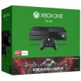 Microsoft Xbox One 500GB Console with Gears of War Ultimate Black