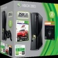 Microsoft X-Box 360 250 जीबी Limited Edition Action and Adventure Bundle