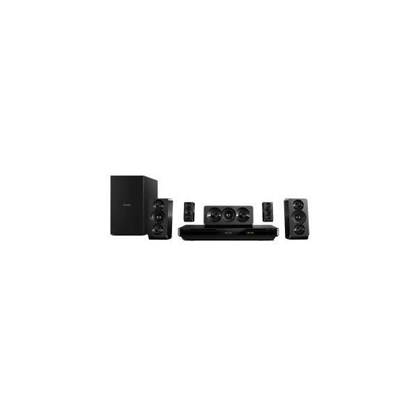 Philips Htd5510 5 1 Dvd Home Theater System Price In India