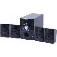 Krisons PBLACK 4.1 Speaker System with Bluetooth