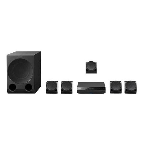 sony ht iv300 5 1 dth home theatre system price in india with offers full specifications. Black Bedroom Furniture Sets. Home Design Ideas