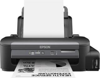 Epson WorkForce M105 Single Function Wireless Monochrome Printer(Black, Refillable Ink Tank)