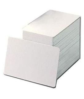 Dreams Plain White PVC ID Cards for Inkjet Printers Set of 100 DTPVC100 Single Function B/W Inkjet Printer