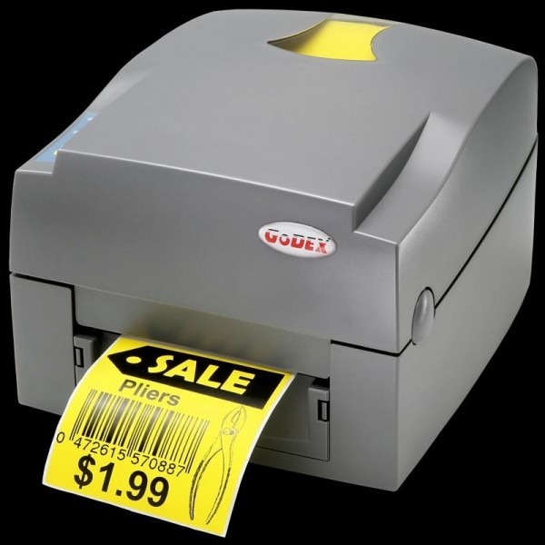 GODEX EZ1100 PLUS BARCODE PRINTER