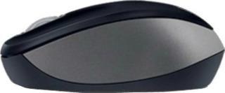 iBall FreeGo Blue Eye Wireless Blue Eye Optical Mouse (Dark Silver)