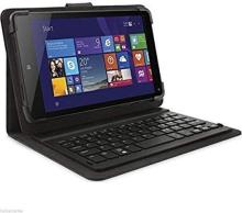 HP T800 Bluetooth Keyboard Case PS2, Wired USB Tablet Keyboard(Black)