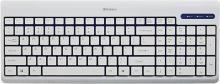 Verbatim 99377 Wireless Laptop Keyboard(White)