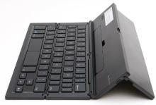 zagg pocket Wireless Tablet Keyboard(Blavk)