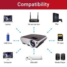 Boss S3_003A 2000 Lumens Portable LED Projector
