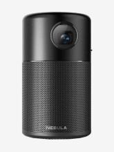Nebula Portable Smart Projector with 360 Speaker (Black)