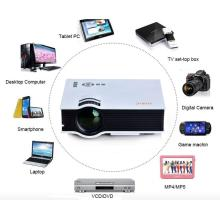 Rodex UC40 Portable 1080P 800x480 Resolution LED Projector