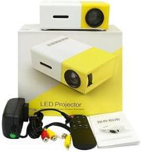 CHG YG300 Portable Projector (Multicolor) Portable Projector(Yellow)