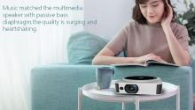 First 4G LTE Movable Full HD Smart Projector